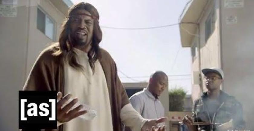 Black Jesus (Adult Swim Trailer) From The Creator Of The Boondocks