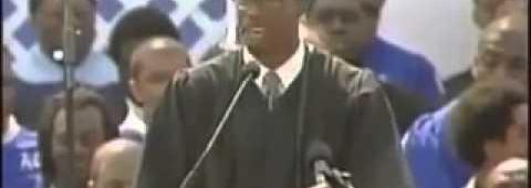 Amazing Graduation Speech: The ABC's of Life