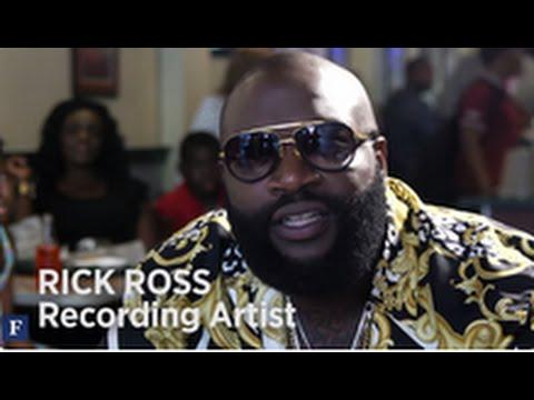 Rick Ross Discusses His Hip Hop Cash Kings Ranking With Forbes