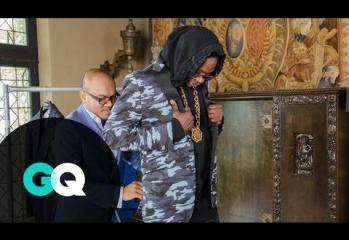 2 Chainz Takes A Look At $15,000 Bulletproof Suits