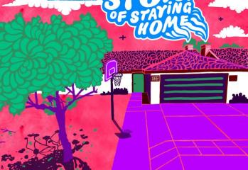 Story of Staying Home Cover