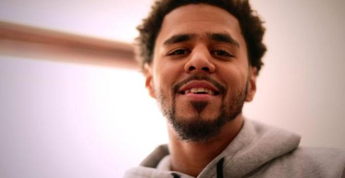 J.Cole Gives A Tour Of His Childhood Home