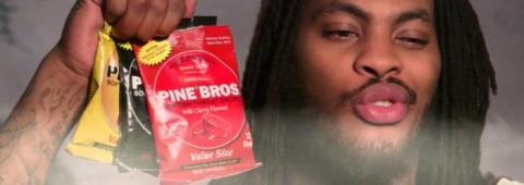 Waka Flocka Does A Pine Bros Throat Drops Commercial