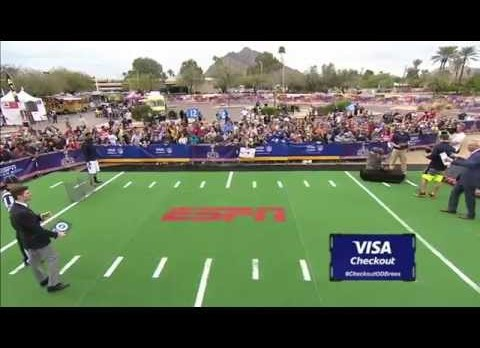 Odell Beckham Jr. Sets Guinness World Record For Most One-Handed Catches In A Minute