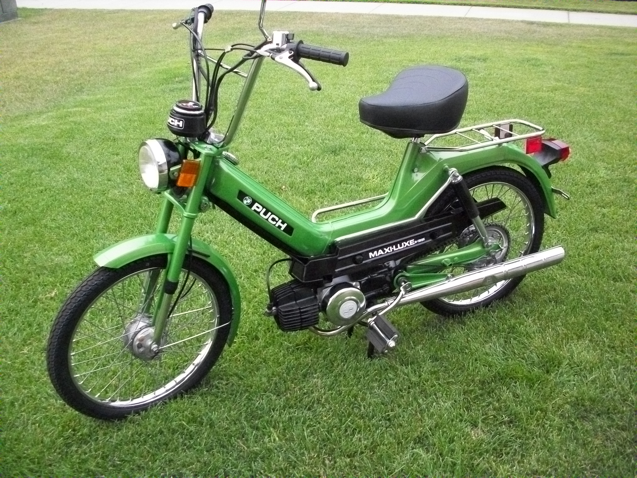 1978 Puch Maxi Luxe Green Auto Electrical Wiring Diagram 78 Motobecane Sunday Morning Motors