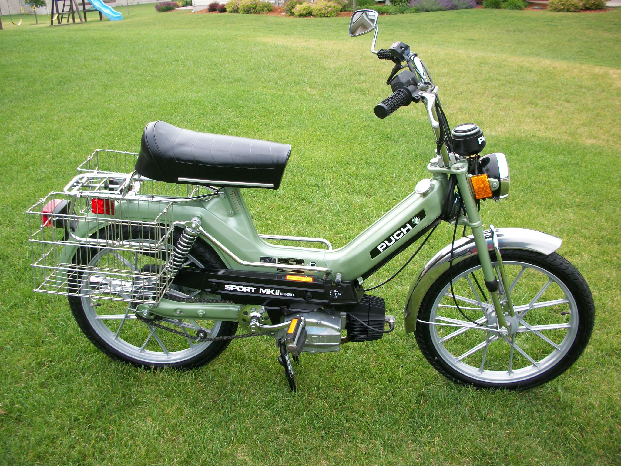 Moped Dealers Used Archives San Antonio Motorcycle And Scooter Wiring Diagram Puch Maxi Luxe Clutch