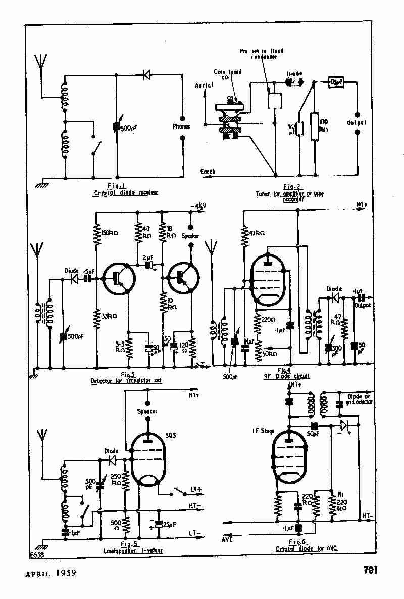 crystal receiver circuit page 2