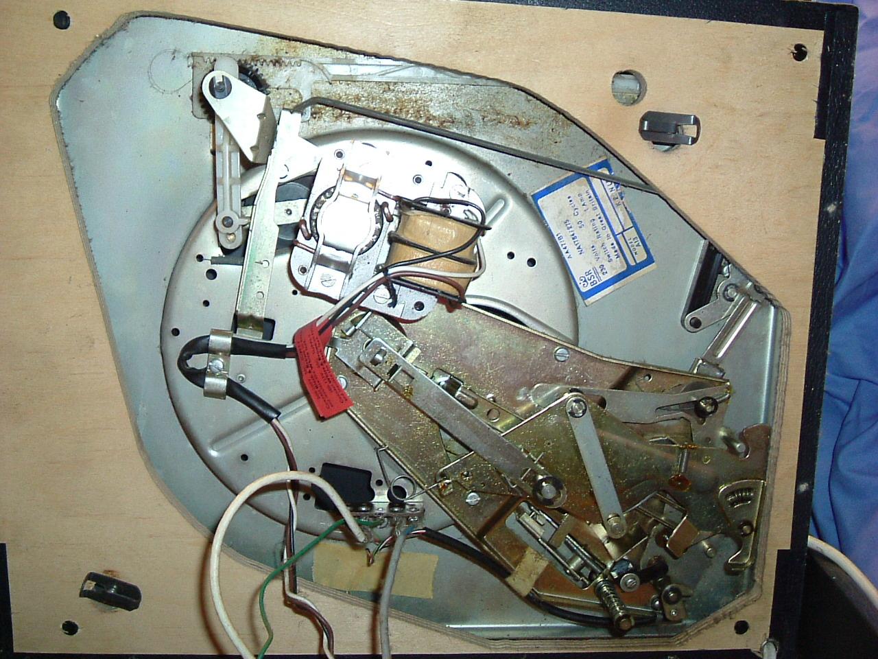 vintage silvertone console wiring diagram