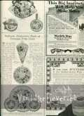 Tatting and needlework patterns from the April 1917 issue of The Modern Priscilla