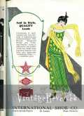 Full Color 1920s Fashion Ads