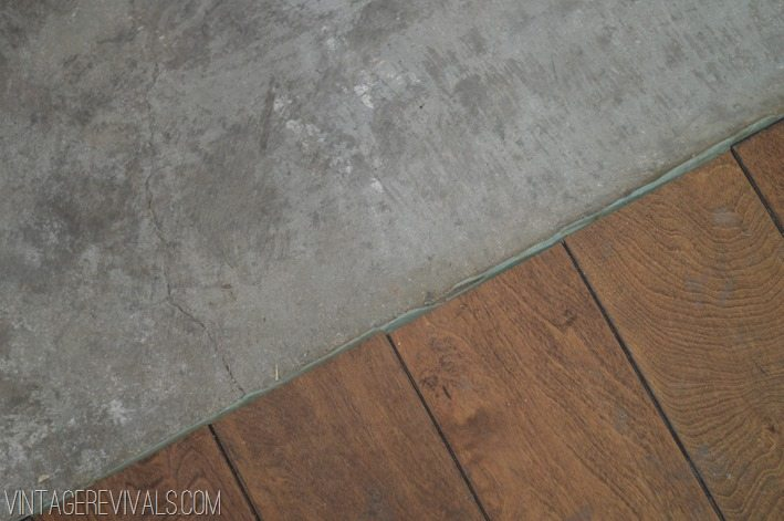 What Would You Do Wood Floor Edition O Vintage Revivals