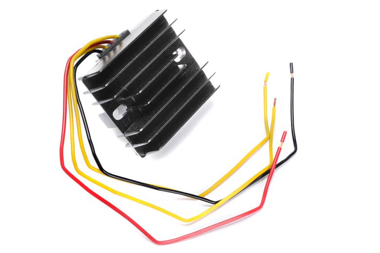 Regulator/ Rectifier Unit - Single Phase 12volt 200watt Replaces