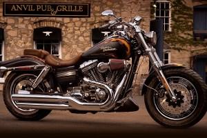 Harley Davidson Motorcyle