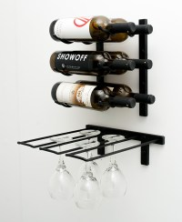 Stemware Rack (2 to 6 wine glass capacity)