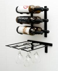 Stemware Rack (2 to 6 wine glass capacity) - VintageView