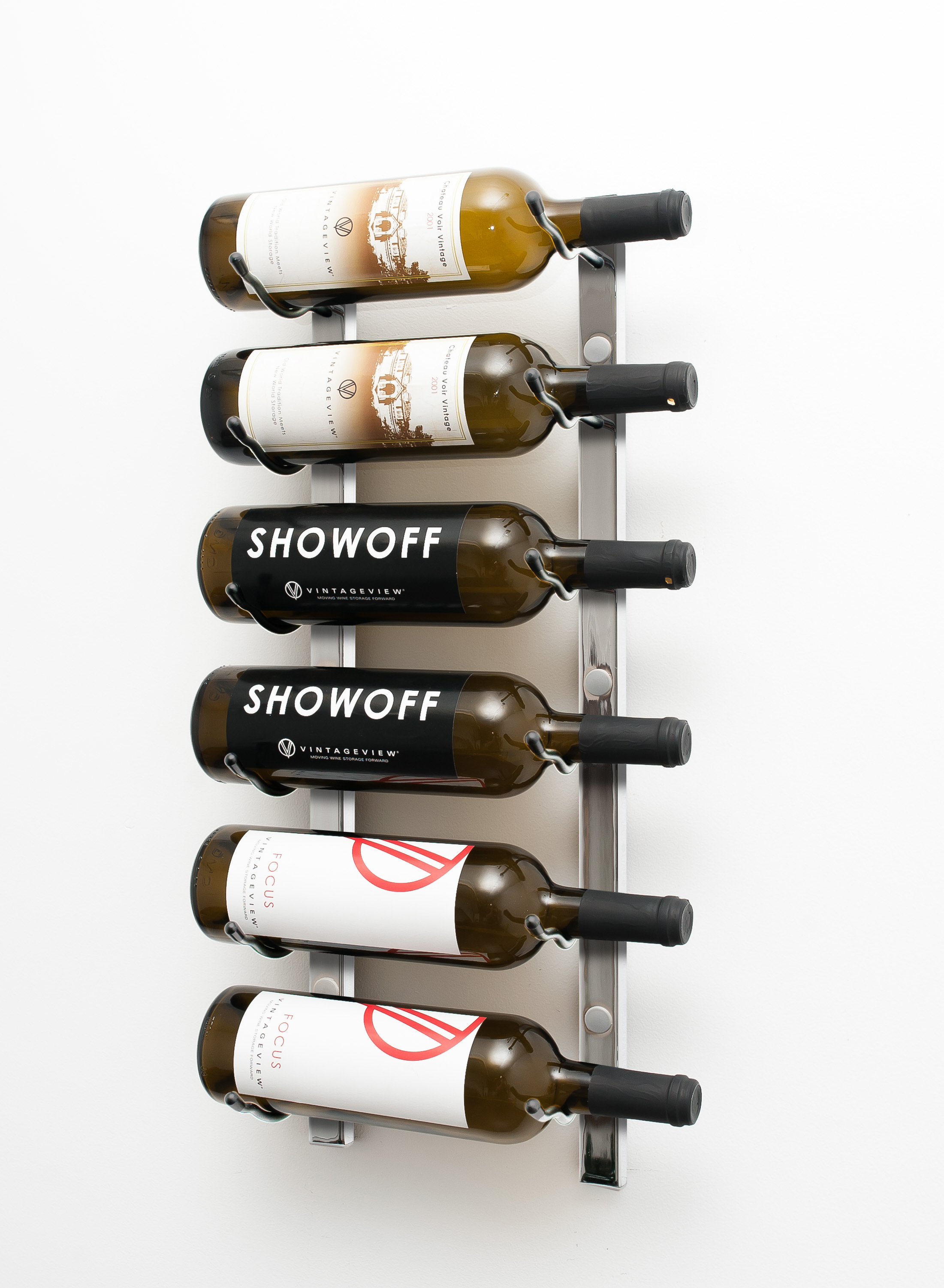 Metal Wine Racks Wall Series 2 Metal Wine Rack 6 To 18 Bottles