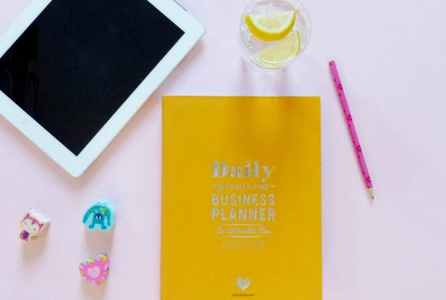 Learning to be a wedding planner