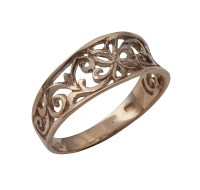 Rose Gold Rings: Antique Men''s Rose Gold Rings