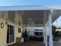 Vinyl Solid Patio Cover Design Ideas, Pictures | Vinyl ...