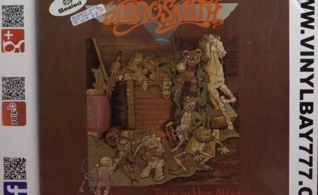 Sealed 12 Lp Aerosmith Toys In The Attic 1975 Columbia