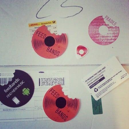 Feedbands Vinyl Package