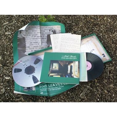 Vinyl des Monats Juli: Nick Drake - Five Leaves Left