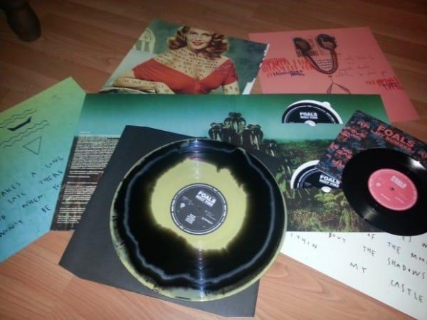Foals - Holy Fire Limited Vinyl Boxset