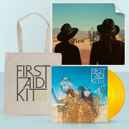 First Aid Kit - Stay Gold auf goldenem Vinyl vorbestellen