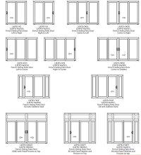 """Door Options & Sliding French Door Options""""""""sc"""":1""""st ..."""