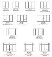 Sliding Patio Doors | Vinyl Window Factory