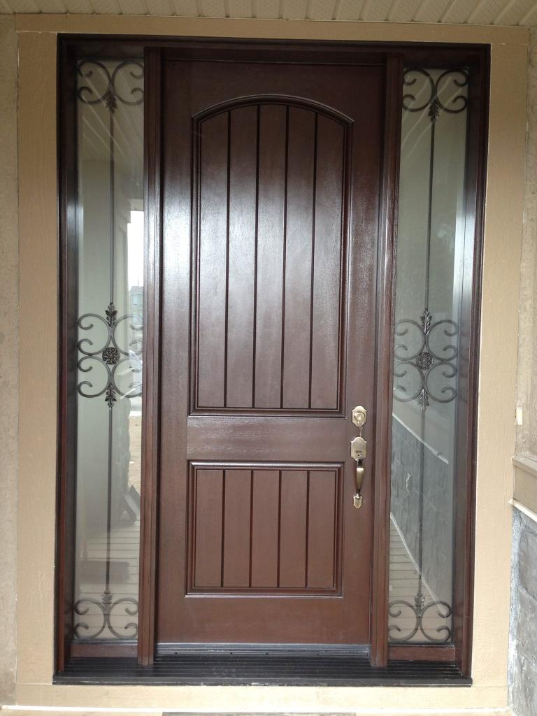 Fiberglass Entry Doors Calgary