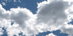 An image of a cloud as a metaphor for SDN.