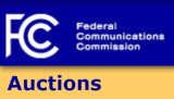 The FCC logo from the FCC Auctions page.