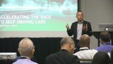 Danny Shapiro of Nvidia talks about fusing different sensors to create a truly smart car.