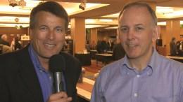 Ken Pyle interviews Paul Godsmark at the AVS16.