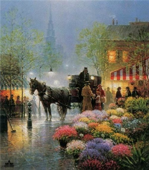 Life Is A Gift Quotes Wallpaper Beauty Will Save Gerald Harvey Jones Painting Rain