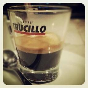 Caffè al vetro corretto
