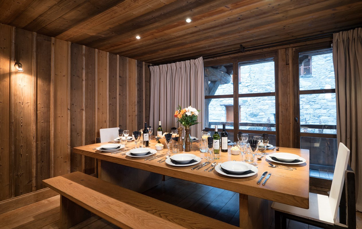The Farmhouse Val D Isere The Farmhouse Luxury Ski Chalet In Val D Isere Vip Ski