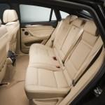 BMW X6 E72 салон