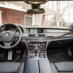BMW 750iL F02 Салон