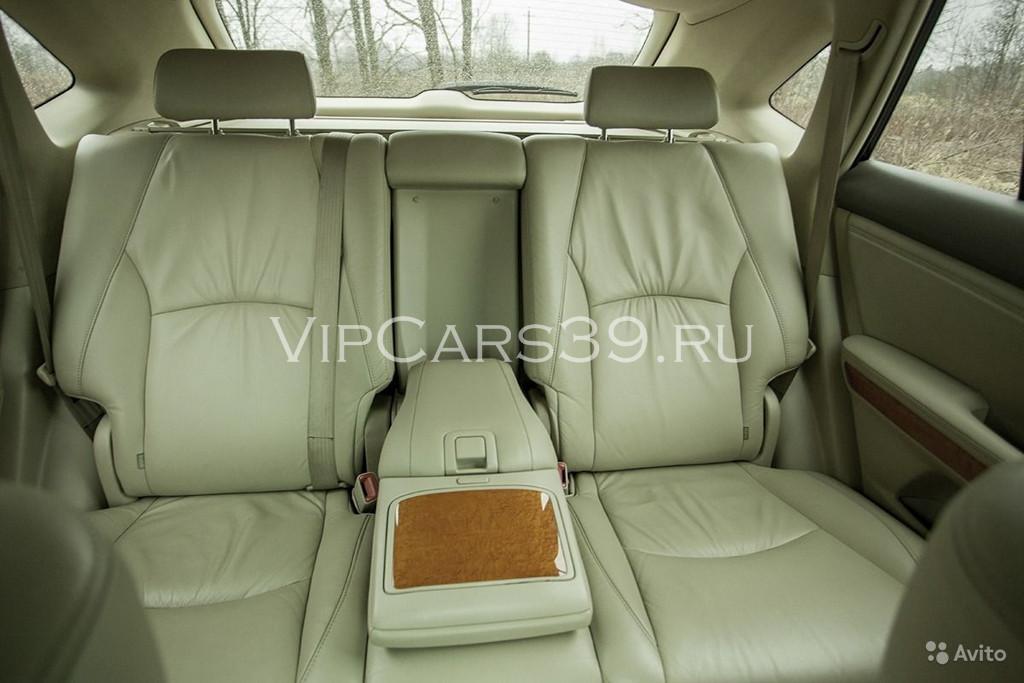 Lexus RX330 черный 4