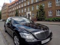 Mercedes Benz w221 1