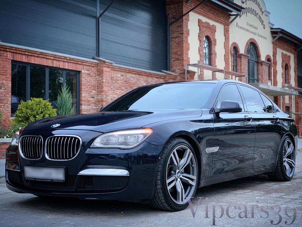 BMW F01 1