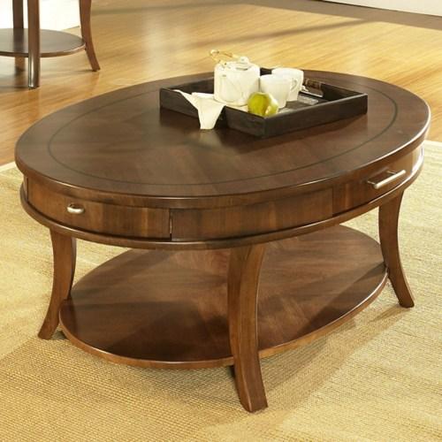 Medium Of Oval Coffee Table