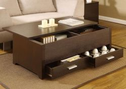 Small Of Coffee Table Storage
