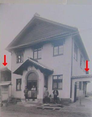 ヴォーリズ今津郵便局