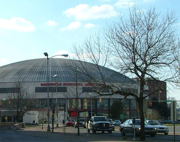 VIPTix - Nashville Municipal Auditorium Tickets