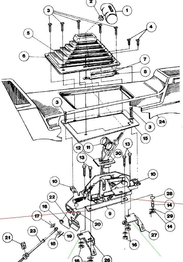 ARO Motor diagram