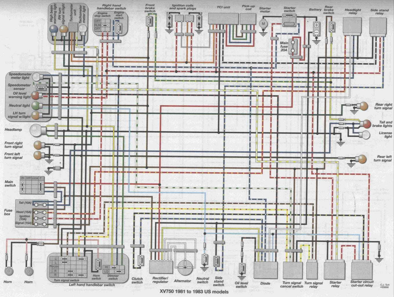 87 yamaha wiring diagrams wiring schematic diagram87 yamaha xv1000 wiring all wiring diagram titan motorcycle wiring diagram 87 yamaha xv1000 wiring auto