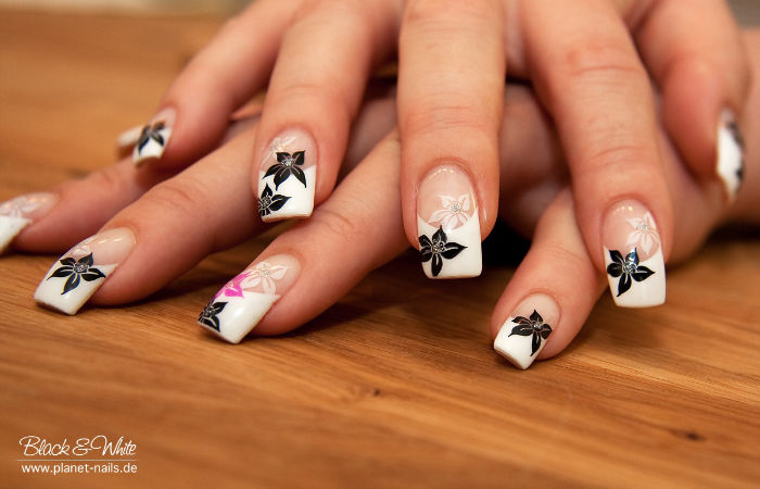 10 Floral Nail Art Ideas To Make Your Hands More Charming